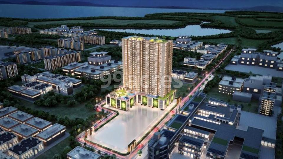 EV 10 Marina Bay Aerial View