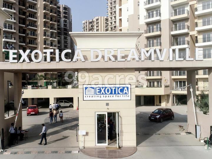 Exotica Dreamville Entrance