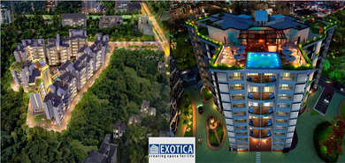 Exotica Housing And Infrastructures Builders Exotica Sports City Sector-79 Noida