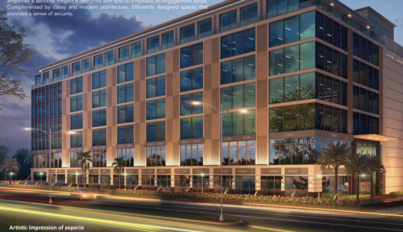 Experio at Experion Capital Elevation