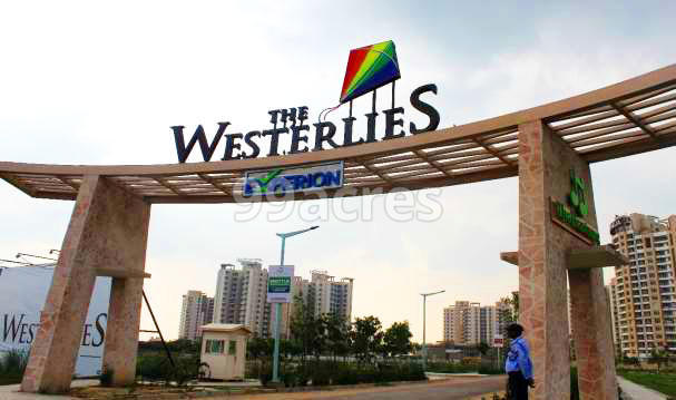 Experion The Westerlies Entrance