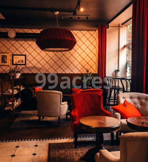 Express One Waiting Lounge