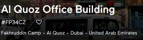 LOGO - Fakhruddin Al Quoz Office Building