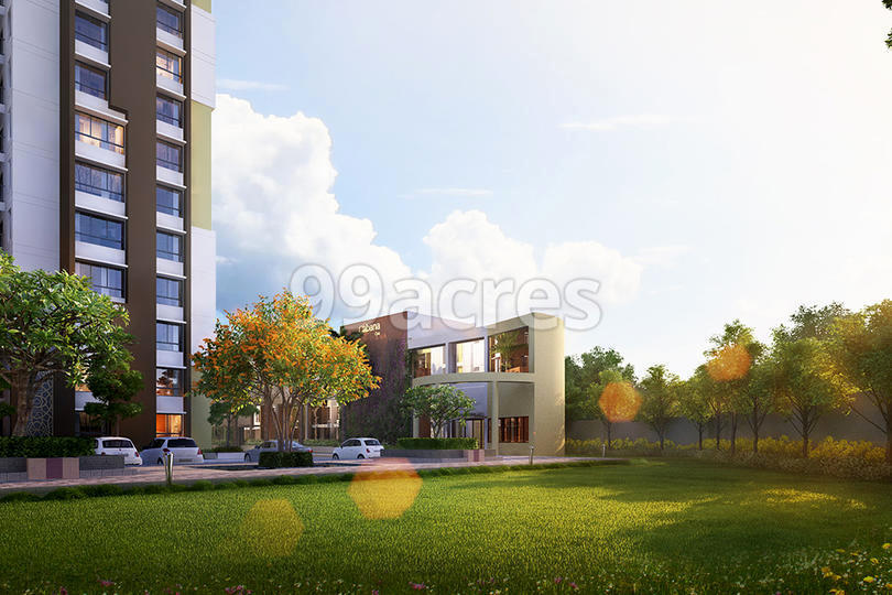 Falcon Crest Amenities View