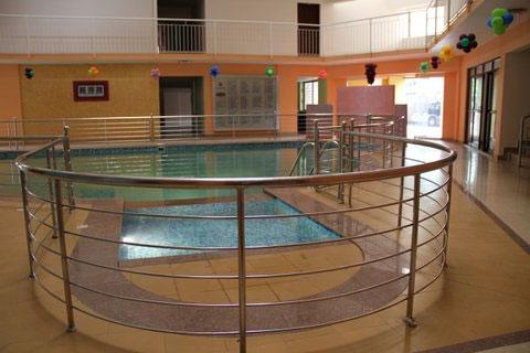 Flairalliance Atrium Pool