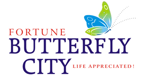 LOGO - Fortune Butterfly City