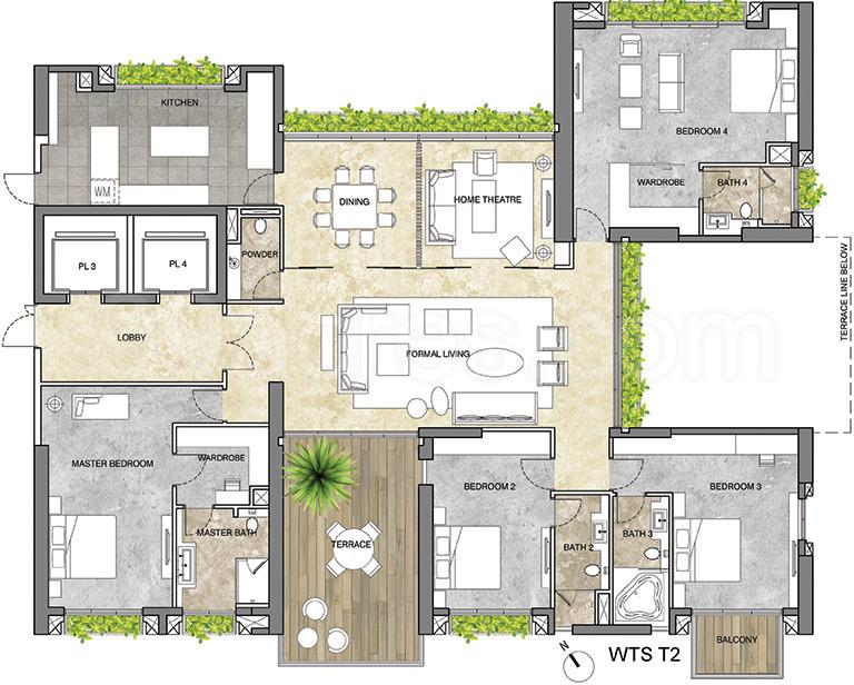 Forum Atmosphere Floor Plans