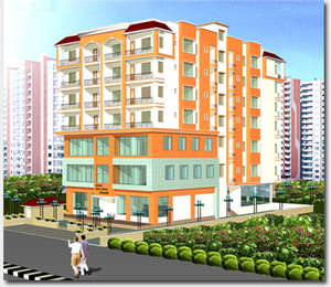 Hope Frontline Developers Frontline Sita Usha Square Kankarbagh, Patna