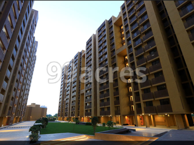 HN Safal And Gala Group Marigold Apartment South Bopal, SG Highway & Surroundings