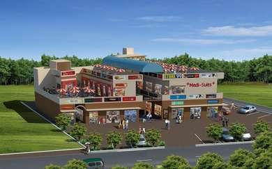 Galaxy International Realtech Builders Galaxy Shoppe Greater Noida West