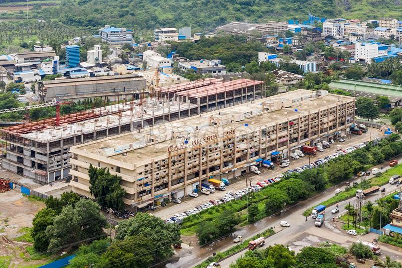 Gami Industrial Park Aerial View