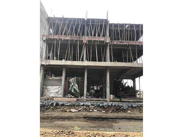 Gamiraj Taksh construction status 08/09/2021