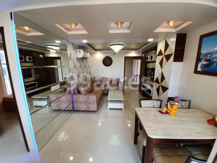Ganesham Gokul Vatika Living Room