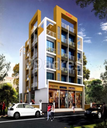 Gauri Kuber Apartment Elevation