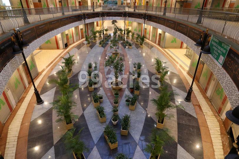 Gaur City Center Interior View