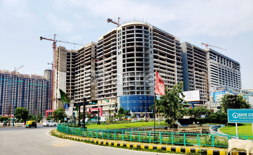 Gaur City Center Elevation