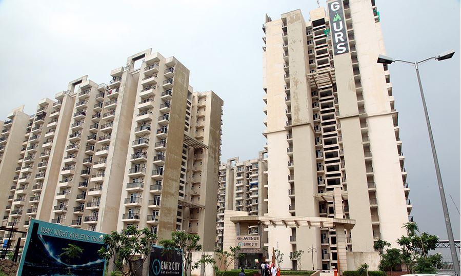 Gaur City Elevation