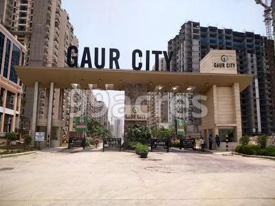 Gaursons India Ltd. Gaur City Greater Noida West