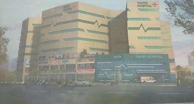 Gaursons India Ltd. Gaur City Arcade Greater Noida West