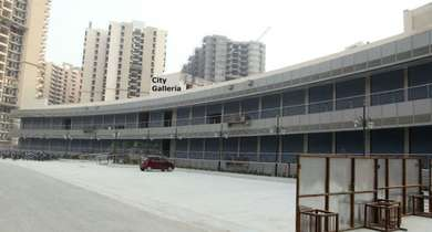 Gaursons India Ltd. Gaur City Galleria Greater Noida West