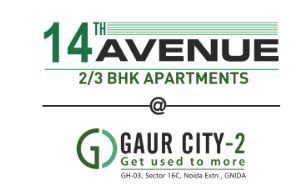 LOGO - Gaur City 2 14th Avenue