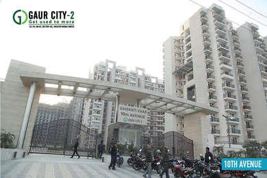 Gaursons India Ltd. Gaur City 2 Greater Noida West