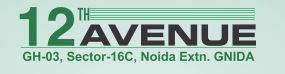 LOGO - Gaur 12th Avenue