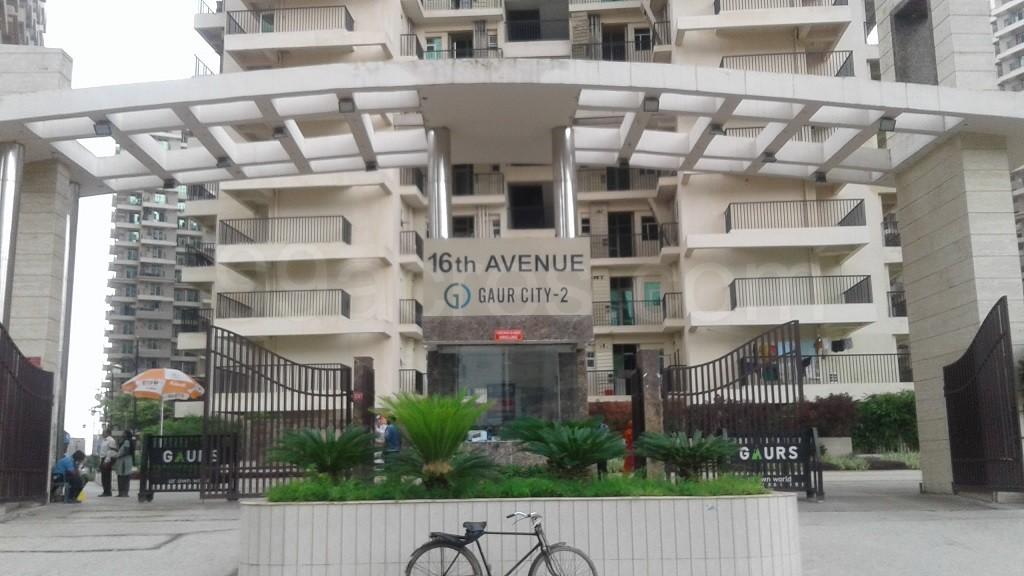 Gaur 16th Avenue Entrance