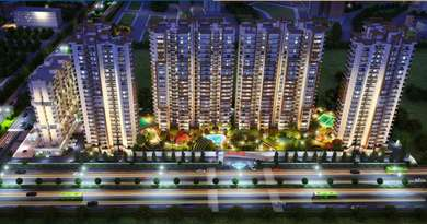Gayatri Infra and Aadhaar Shri and Earth Homes Life Apartments Greater Noida West