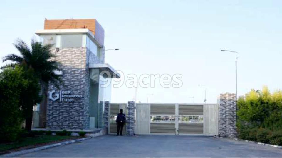 GBP Rosewood Estate Phase 2 Entrance