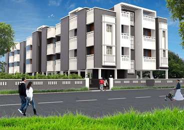 GD Engineers and Builders GD Paruvath Viruksha Vadapalani, Chennai South