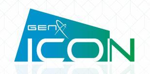 LOGO - GenX Icon