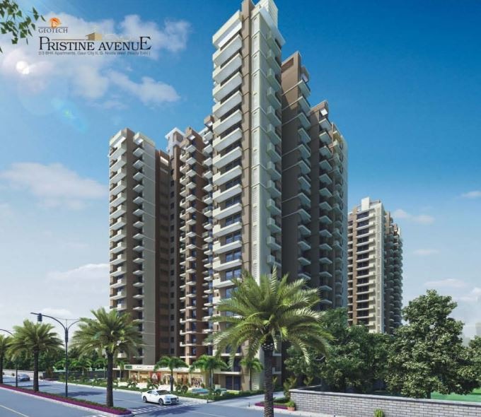 Geotech Pristine Avenue in Noida Extension