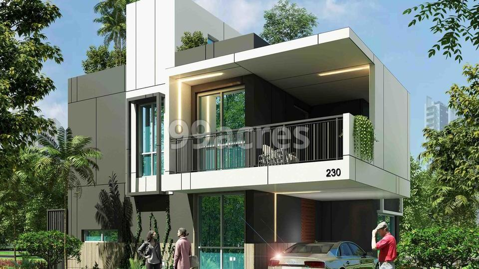 Geown Oasis Phase 2 Elevation