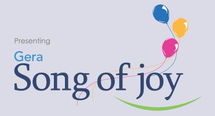 LOGO - Geras Song Of Joy