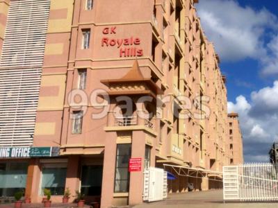 GK Associates GK Royale Hills Ravet, Pune