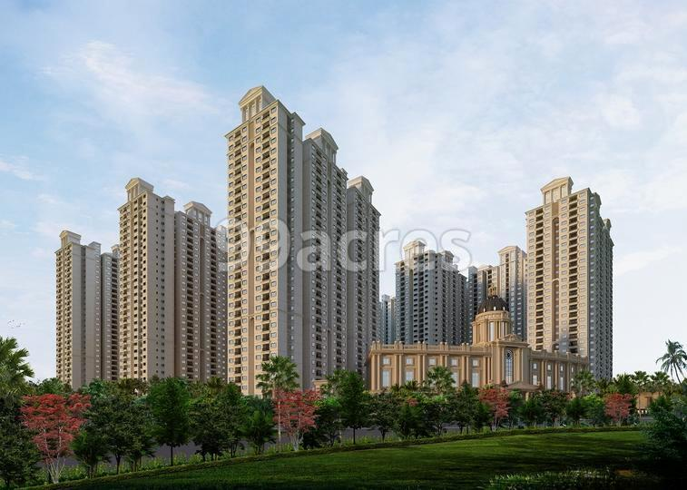 GM Global Techies Town Elevation