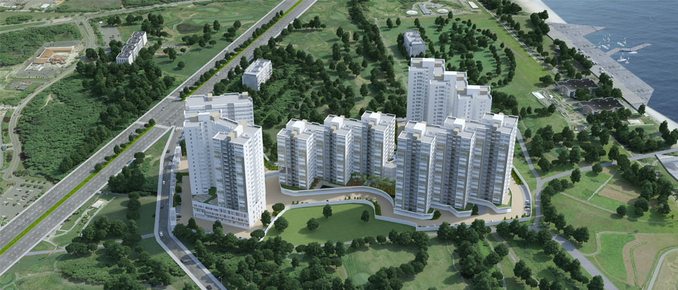 Godrej Azure in Padur, Chennai South