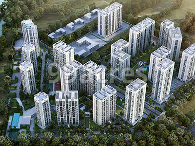 Godrej Properties and Oxford Group and Ekta World Godrej Infinity Keshav Nagar, Pune