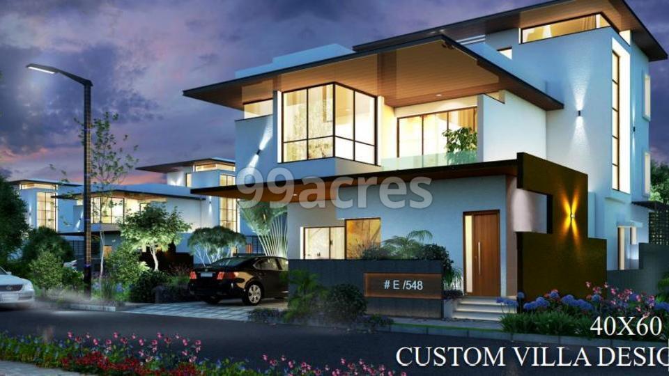 Gokul Vatika Address Villas