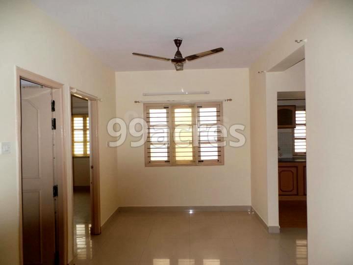 Golden Woods Sample Flat Living Room
