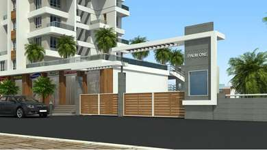 Golden Palms Infrastructure and Nobles Group Palm One Kondhwa Budruk, Pune