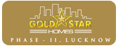 Logo - Gold Star Homes Phase II Lucknow