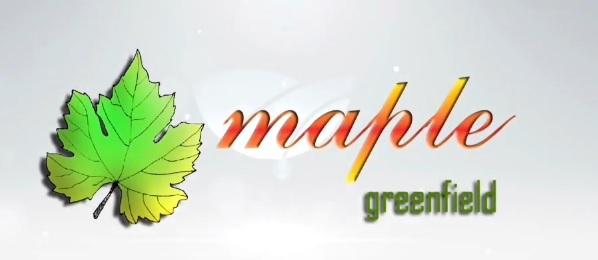 LOGO - Green Field  Maple