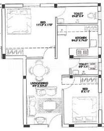 2 BHK Apartment in Green Step Pozhichalur