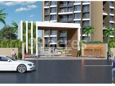 USR Group and Greenscape and Kalpana Struccon Horizon Estate Uran, Mumbai Navi