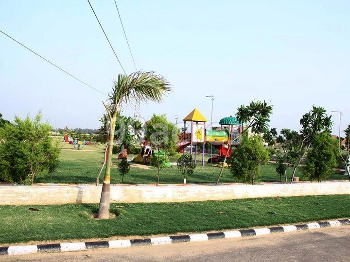 GBP Rosewood Estate Children's Play Area