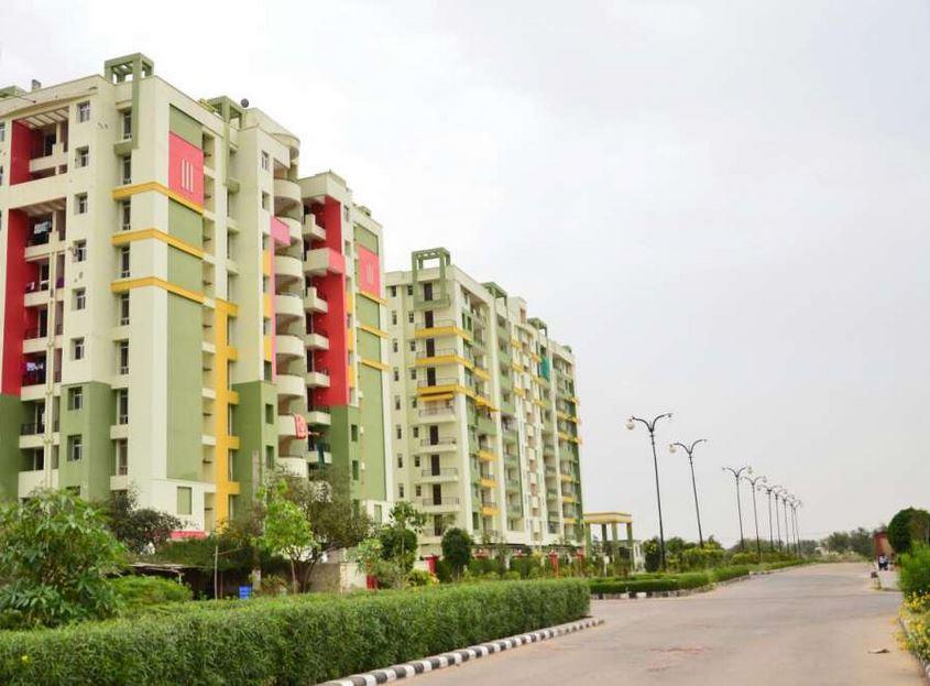 Gurushikhar Apartments Cover