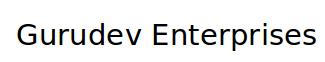 Gurudev Enterprises