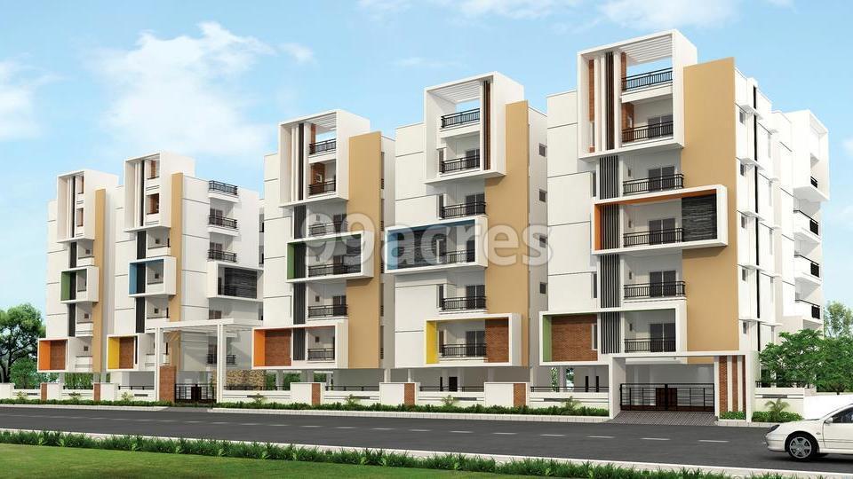 Hallmark Builders Hallmark Spring Fields Manikonda Hyderabad